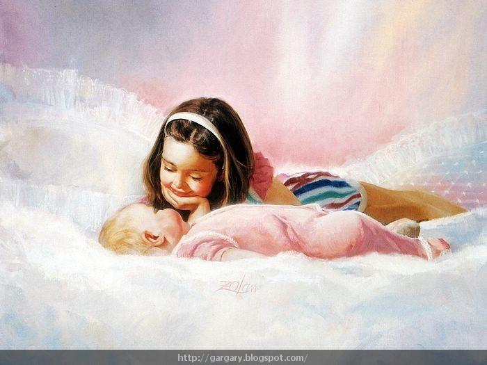 کودکان زیبا و معصوم